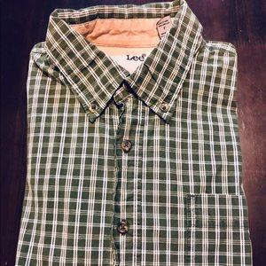 Lee's Long Sleeve Men's Shirt